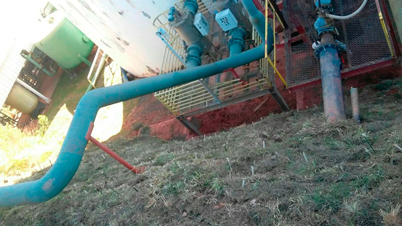 Empresas de manutenção hidráulica industrial