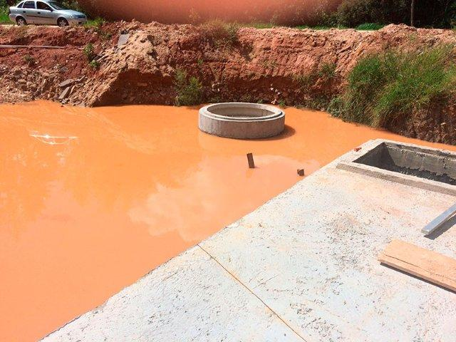 Impermeabilização de elevatória de esgoto sp