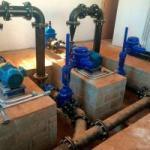 Detecção de vazamentos de água