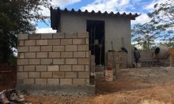 Construção e Manutenção de Casa de Bombas