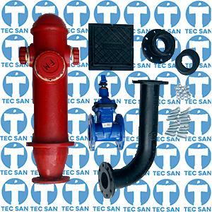 Hidrantes e Acessórios