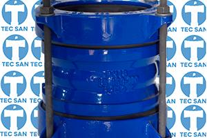 Junta ferro fundido Largesize (LS)