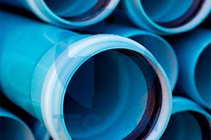 Tubo PVC-O biax adução PN12,5