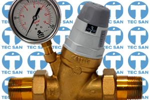 Válvula redutora de pressão com rosca modelo 42H