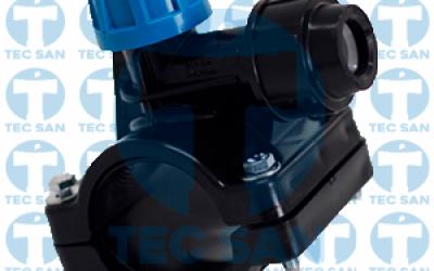 Te pead serviço integrado com saída para pead 20mm